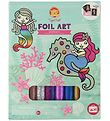 Tiger Tribe Play Set - Foil Art - Mermaids