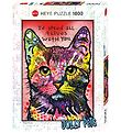 Heye Puzzle - 9 Lives - 1000 pcs
