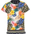 Hummel T-shirt - HMLJohanne - Hawaii