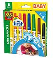 SES Creative - Baby Markers - 8 Colors