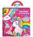 SES Creative - Unicorn Drawing Book w. Stickers