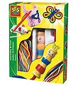 SES Creative French Knitting Set w. Thread