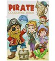Colouring Book - Pirate Colouring Book - 16 Pages