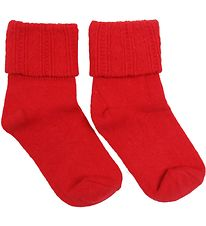 Decoy Socks - Red