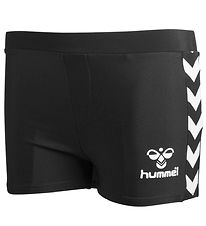 Hummel Swim Pants - Mick - UV50+ - Black/White