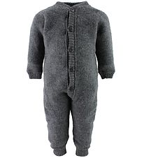 Joha Pramsuit - Wool - Charcoal