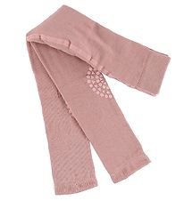 GoBabyGo Non-Slip Leggings - Rose