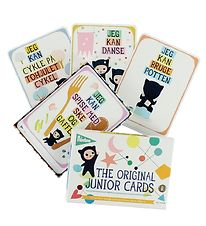 Milestone Junior Cards - Danish - 30 pcs