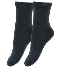 Fuzzies Socks - 2-Pack - Charcoal