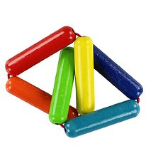 HABA Clutching Toy - Triangle - Multicolour