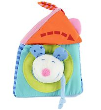 HABA Soft Rattle - Mouse House