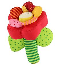 HABA Soft Rattle - Flower Insect