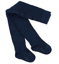 GoBabyGo Non-Slip Tights - Navy