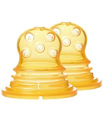 KidsMe Food Squeezer - 2-Pack - Round Holes