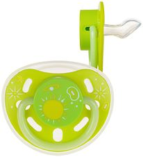 KidsMe Dummy - Lime w. Glow-In-The-Dark Ring