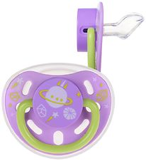 KidsMe Dummy - Lavender w. Glow-In-The-Dark Ring