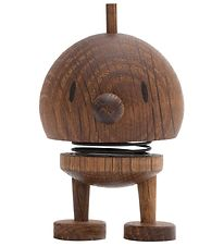Hoptimist Woody Baby Bumble - 7 cm - Smoked Oak