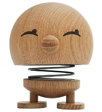 Hoptimist Woody Bimble - 14 cm - Oak