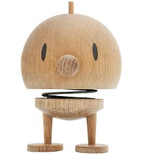 Hoptimist Woody Bumble - 14 cm - Oak