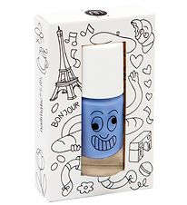 Nailmatic Nail Polish - Gaston - Blue