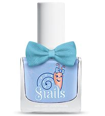 Snails Nail Polish - Bedtime Stories - Baby Blue w. Glitter