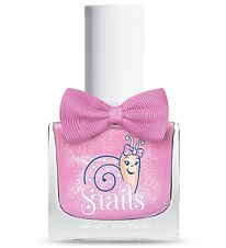 Snails Nail Polish - Glitter Bomb - Light Rose w. Glitter