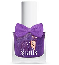 Snails Nail Polish - Prom Girl - Purple w. Glitter