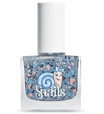 Snails Nail Polish - Snails Confetti - Light Blue Glitter Mix