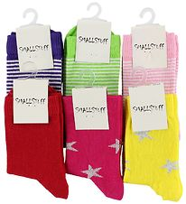 Smallstuff Socks - Assorted Girl