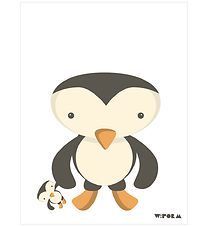 W:form Poster - 30x40 - Penguin