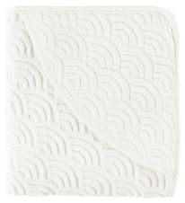 Cam Cam Hooded Towel - 80x80 - Offwhite