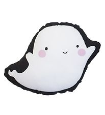 A Little Lovely Company Cushion - Ghost