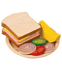 PlanToys Play Food - Sandwich