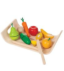 PlanToys Play Food - Fruit Green