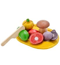 PlanToys Play Food - Vegetables