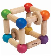 PlanToys Clutching Toy - Square - Multicolour