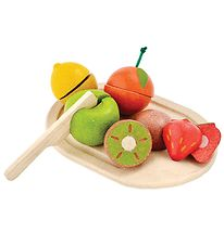 PlanToys Play Food - Fruits