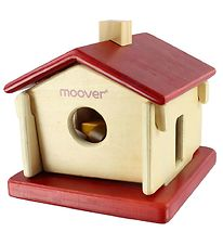 Moover Shape Sorter - Red/Multicolour