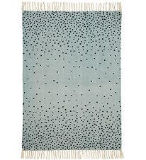 Done By Deer Rug - 90x120 - Blue/Dots