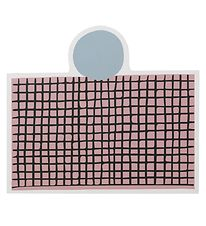 ferm Living Placemat - Party - Rose w. Check