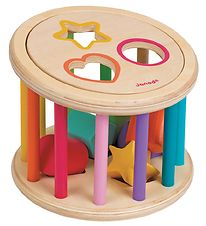 Janod Shape Sorter - Wood
