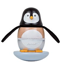 Janod Stacking Tower - Penguin