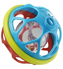 Sophie la Girafe Activity Ball - Turquoise/Red