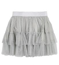 MarMar Tulle Skirt - Silver