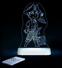 Aloka Night Lamp - Sleepy Lights - 20x13 - Pirate