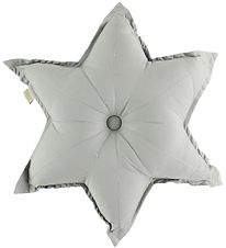 Cam Cam Pillow - Star - D48 cm - Grey