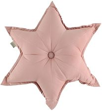 Cam Cam Cushion - Star - D48 cm - Old Rose