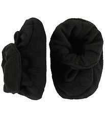 Fuzzies Slippers - Uno - Black