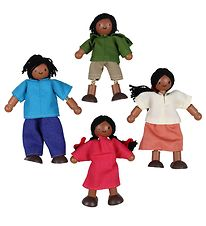 PlanToys Doll - Wood - Family