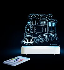 Aloka Night Lamp - Sleepy Lights - 15x14,5 - Train